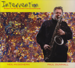 McGovern, Neil / Paul Dunmall: Intervention <i>[Used Item]</i>