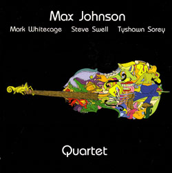 Johnson, Max : Quartet (Not Two Records)