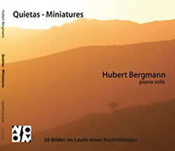 Bergmann, Hubert: Quietas Miniatures <i>[Used Item]</i>