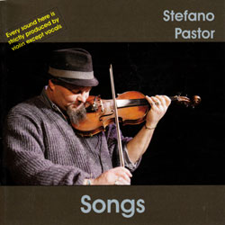 Pastor, Stefano: Songs (Slam)