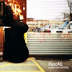 PascAli: Suspicious Activity (Creative Sources)