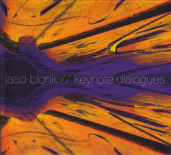 Blonk, Jaap: Keynote Dialogues (Monotype)