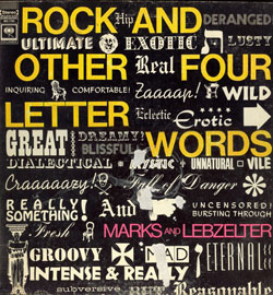 Marks, J & Shipen Lebzelter: Rock and Other Four Letter Words [VINYL] <i>[Used Item]</i>