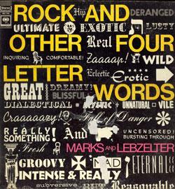 Marks, J & Shipen Lebzelter: Rock and Other Four Letter Words [VINYL] <i>[Used Item]</i>