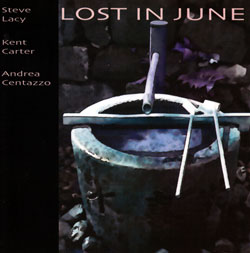 Lacy, Steve / Kent Carter / Andrea Centazzo: Lost In June