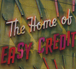 Home of Easy Credit, The: (Blancarte / Eckardt) (Northern Spy)
