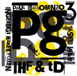Giallorenzo, Paul Trio featuring Ingebrigt Haker Flaten and Tim Daisy: Pg3 IHF & tD (Not Two Records)