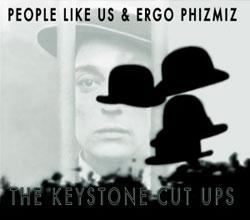 People Like Us & Ergo Phizmiz: The Keystone Cut Ups [DVD] (Illegal Art)