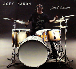 Baron, Joey / Bill Frisell: Just Listen (Relative Pitch)
