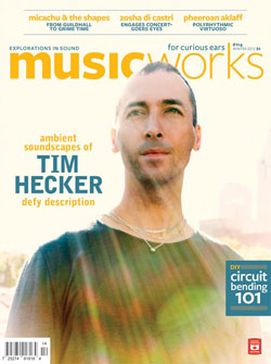 MusicWorks: #114 Winter 2012 [MAGAZINE + CD] (Musicworks)