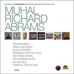 Abrams, Muhal Richard: The Complete Remastered Recordings [8 CD BOX]