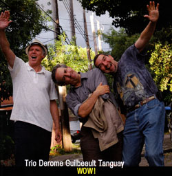 Trio Derome Guilbeault Tanguay: Wow! (Ambiances Magnetiques)
