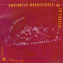 Various Artists: Une Théorie des Ensembles (Ambiances Magnetiques)