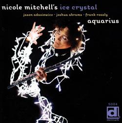 Mitchell, Nicole: Aquarius (Delmark)