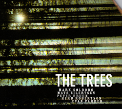 Solborg, Mark Trio with Evan Paker & Herb Robertson: The Trees (Ilk Music)