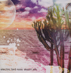 Electric Bird Noise: Desert Jelly (Silber Records)