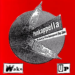 Punkappella: Wake Up [7-inch VINYL] (Front Rock)
