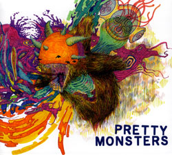 Young, Katherine's Pretty Monsters: Katherine Young's Pretty Monsters (Public Eyesore)