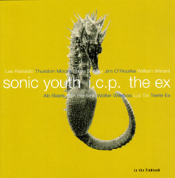 Sonic Youth & I.C.P. & The Ex: In the Fishtank 9 (Fishtank)