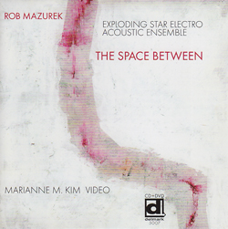 Mazurek, Rob: Space Between [CD + DVD] (Delmark)