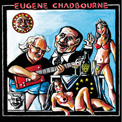 Chadbourne, Eugene: Roll Over Berlosconi [VINYL] (Interbang Records)