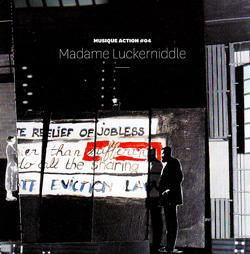 Musique Action #4 (Marclay / Jauniaux / Minton / Yoshihide / Parkins / Weston / Vatcher / Luc Ex): M (Vand'Oeuvre)