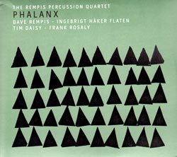Rempis Percussion Quartet ,The: Phalanx [2 CDs] (Aerophonic)