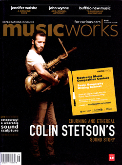 MusicWorks: #116 Summer 2013 [MAGAZINE + CD]