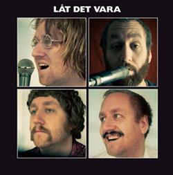 Kullhammar, Jonas Quartet: Lat Det Vara [VINYL]
