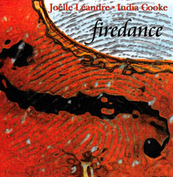 Leandre, Joelle / India Cooke: Firedance (Red Toucan)