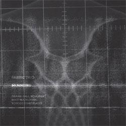 Fabric Trio (Frank Paul Shubert / Mike Majkowski / Yorgos Dimitriadis): Murmurs [VINYL]