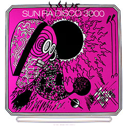 Sun Ra: Disco 3000 [VINYL] (KS Art Yard Series)