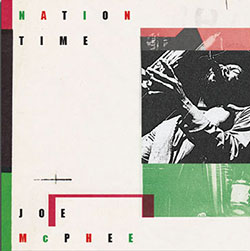 McPhee, Joe: Nation Time: The Complete Recordings [4 CD BOX]