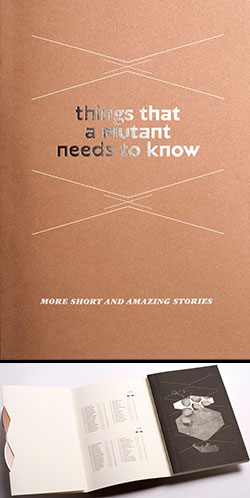 Laddaga, Reinaldo: Things That A Mutant Needs To Know [BOOK + 2 CDs] (Unsounds)