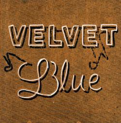 Bankhead, Harrison Quartet: Velvet Blue