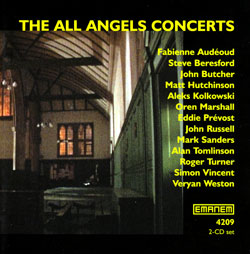 Various Artists: The All Angels Concerts [2 CDs] (Emanem)