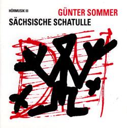 Sommer, Gunter: Sachsische Schatulle
