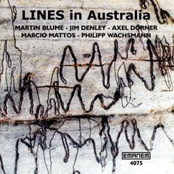 Blume / Denley / Dorner / Mattos / Wachsmann: LINES in Australia (Emanem)
