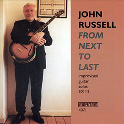 Russell, John: From Next To Last