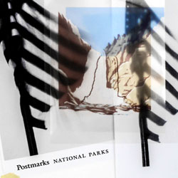 Postmarks (Boris Hauf / D Bayne / Martin Siewert): National Parks <i>[Used Item]</i> (Monotype)