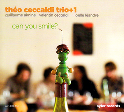 Ceccaldi, Theo Trio + Joelle Leandre: Can You Smile? <i>[Used Item]</i>