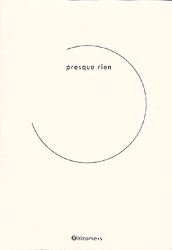 Various Artists: presque rien