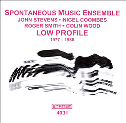 Spontaneous Music Ensemble: Low Profile
