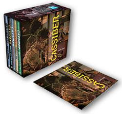 Cassiber: The Cassiber Box [6 CDs, 1 DVD and Book]