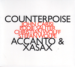 Counterpoise (Carisi / Sauter / Wolff / Wolfpe): Counterpoise (Hat [now] ART)