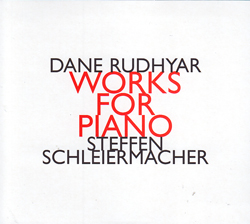 Rudhyar, Dane: Works For Piano (Hat [now] ART)