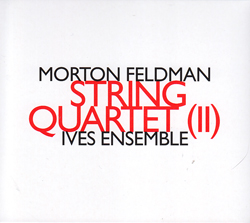 Feldman, Morton: String Quartet (II) [4 CDs]