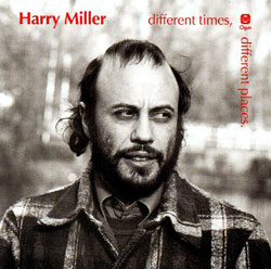 Miller's, Harry Isipingo: Different Times, Different Places