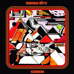 Romannis Motte: Kozmische (Mystery School Records)