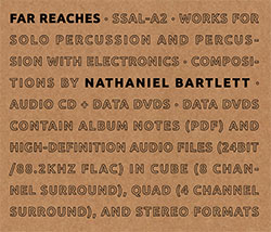 Bartlett, Nathaniel: Far Reaches [CD + DVD]